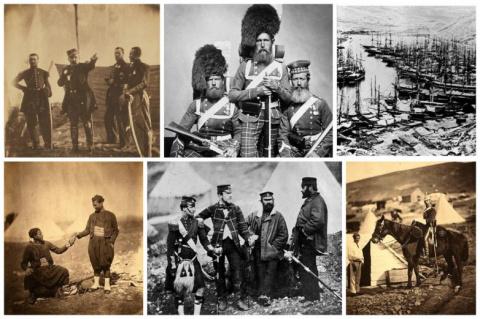 Крымская война в редких архи…