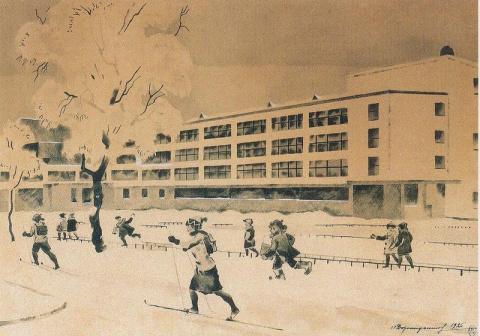 Ленинград. 1920-е — 1940-е