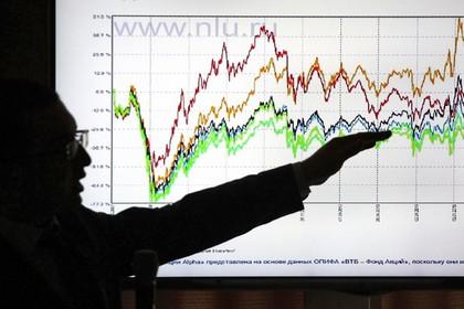ВВП России упал на 0,7 проце…