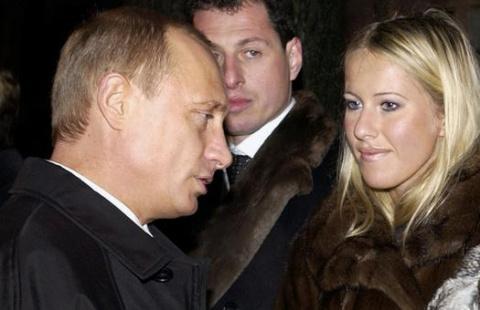 На выборе диком. Путин проти…