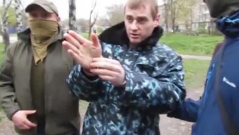 В ЛНР задержан организатор п…