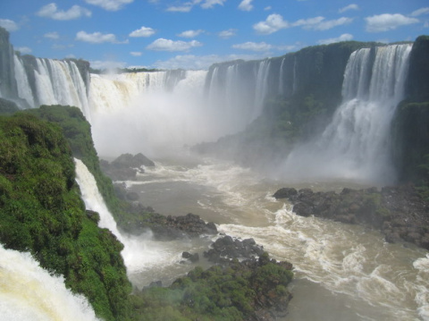 Водопады Игуасу | Мир путешествий