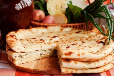 Осетинские пироги: лучший рецепт
