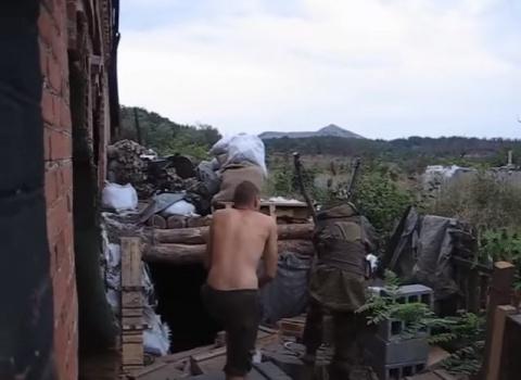 Украинские военные атаковали…