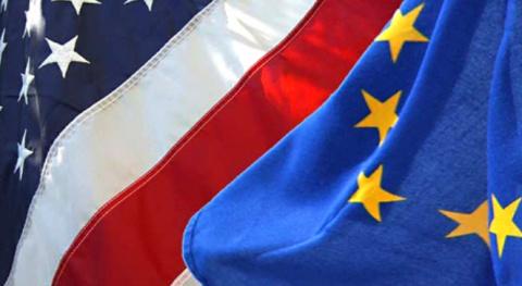 Вице-канцлер ФРГ: переговоры ЕС с США о зоне свободной торговле провалились