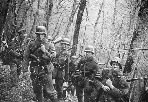 «Вервольф»: как воевали партизаны Третьего рейха после 9 мая 1945 года