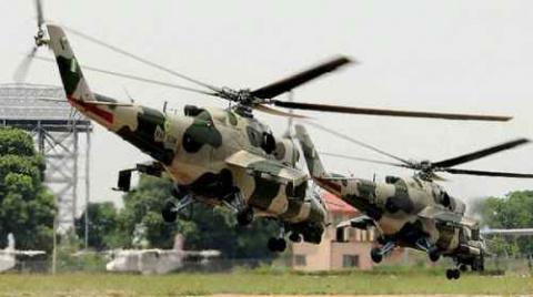 СМИ: ВВС Нигерии ликвидирова…