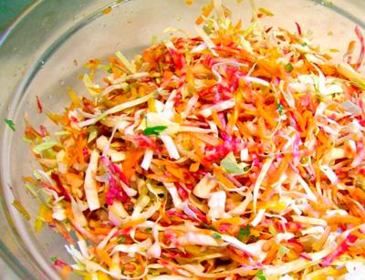 Польза и основные рецепты салата «Метелка»