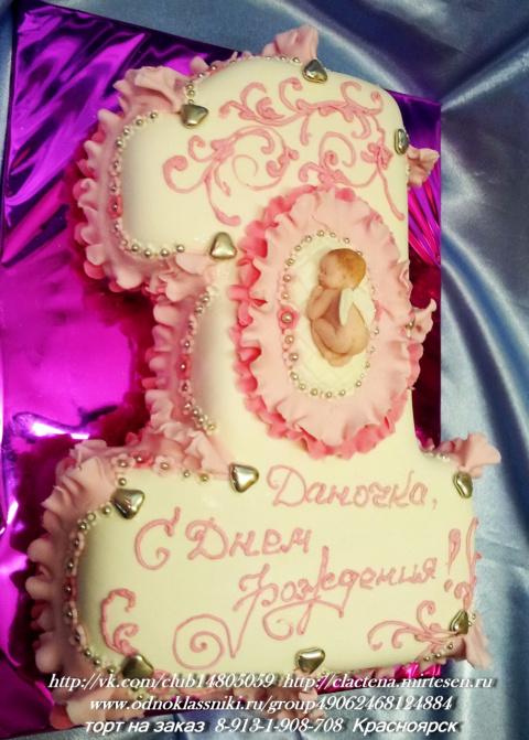 Торты на заказ с доставкой красноярск фото