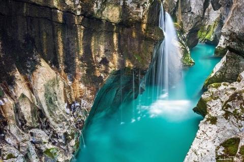 Восхитительная река Соча