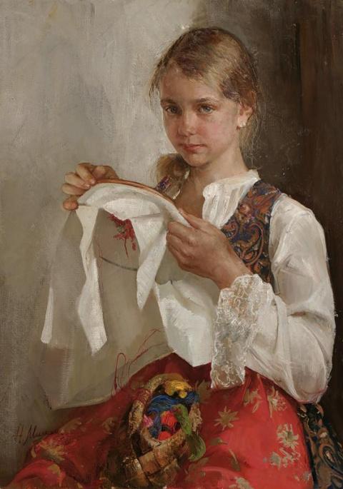 Наталья Милашевич