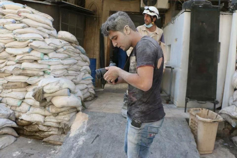 Документалисту из Сирии не р…