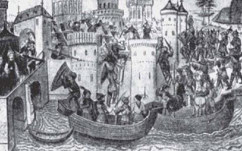 Византия: зёрна и плевелы