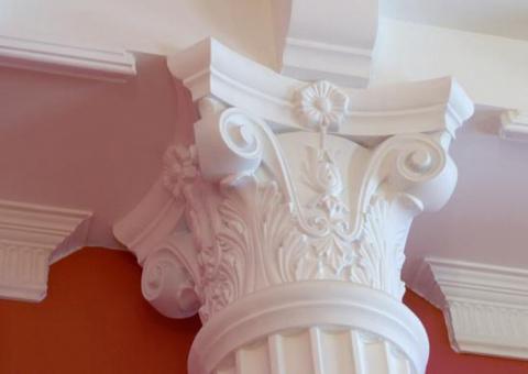 Эксклюзивная лепнина украсит ваш дом