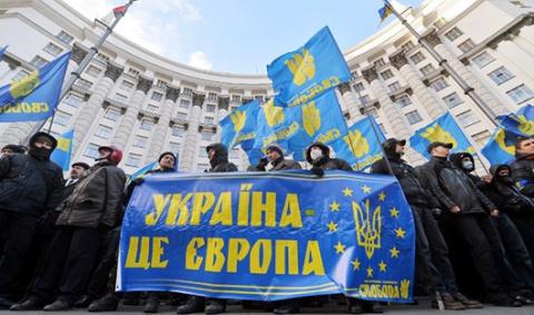 Политика Украины - сказка по…