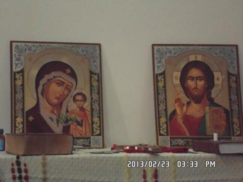 Семья из Ирана приняла православие в столице Пакистана
