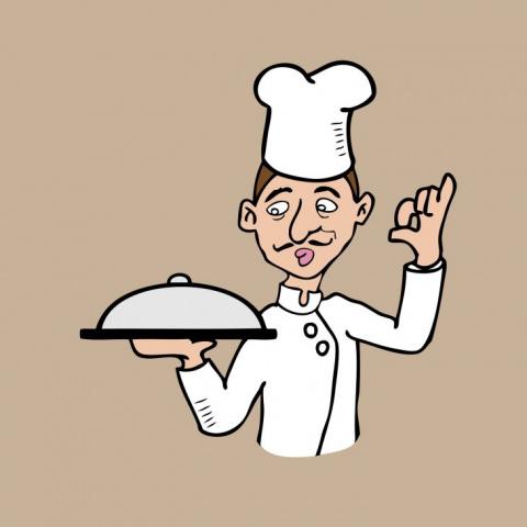 Десятка анекдотов о поварах