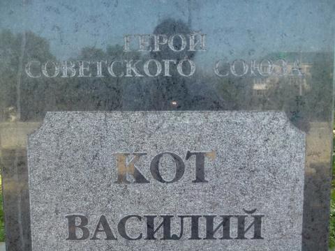 Кот-Василий Бугров