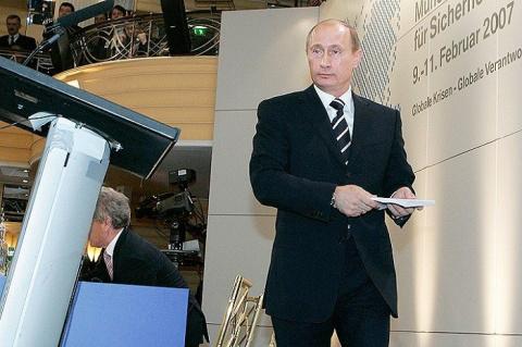 Владимир Путин верно предсказал будущее