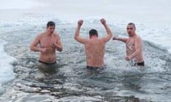 Крещенские купания. Кому нел…