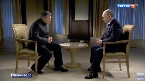 Владимир Путин: 755 американских дипломатов должны покинуть Россию