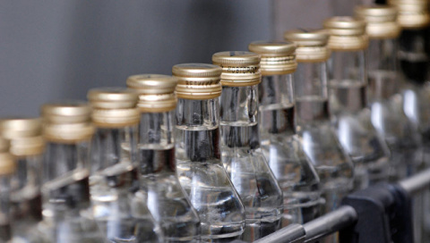 В американском штате Нью-Гемпшир предложили запретить продажу русской водки