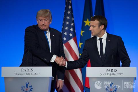 После бала: США и Франция по…
