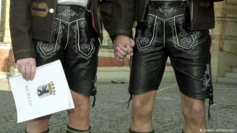 Парламент ФРГ принял закон о…