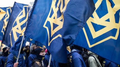 5 выводов из марша националистов 22 февраля. «Страна», Украина