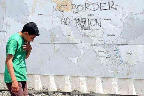 Нашествие беженцев: через де…