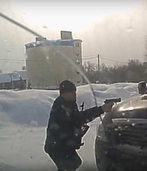 Расстрел водителей маршруток под Уфой