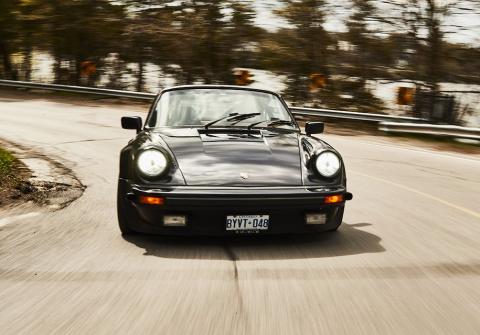 В Канаде нашли Porsche 911 с…