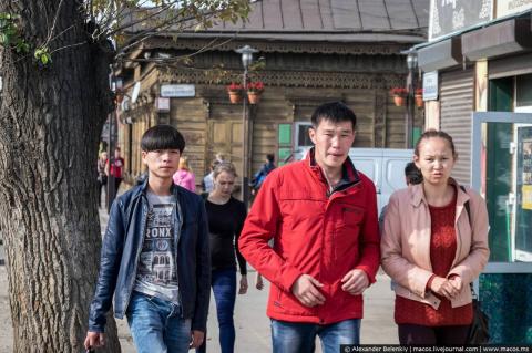 Иркутск как ворота в Азию