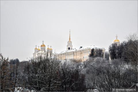Город Владимир: город Великого князя, город на Высокой горе