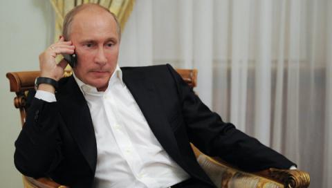 В Кремле назвали дату телефо…