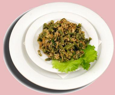 Грузинская кухня. Зеленое ло…