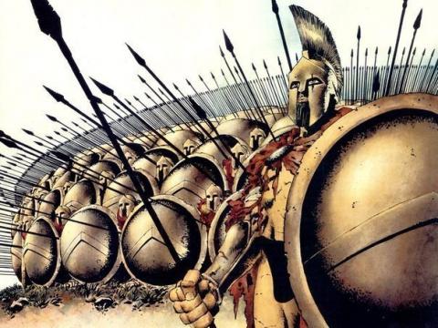 Каким было спартанское воспитание?