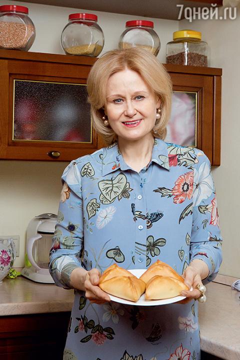 Рецепты от Дарьи Донцовой: т…