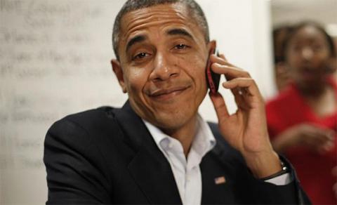 Коррупция в США: Обама торго…