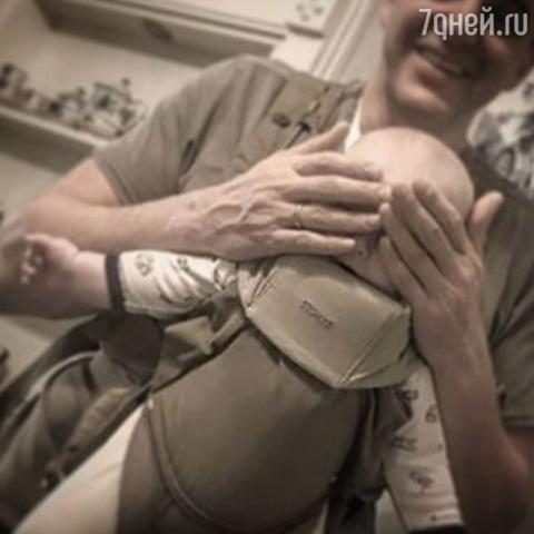 Новые фото сына Собчак и Вит…