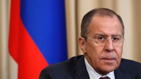 Россия подаёт в суд: Лавров …