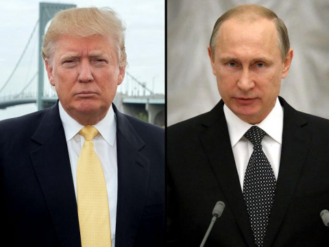 Трамп преподнесет Путину Укр…