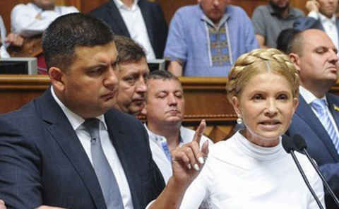Ближайшее будущее Украины: р…