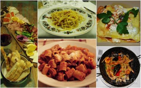Римская еда