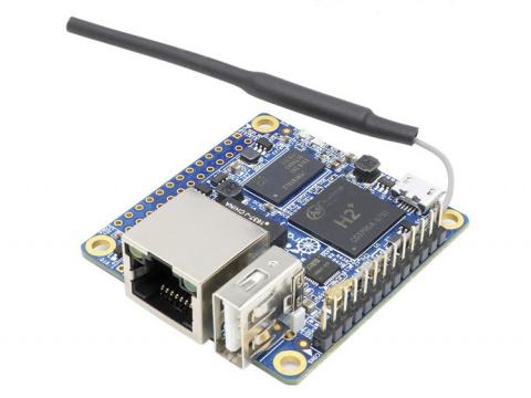 Одноплатный мини-компьютер Orange Pi Zero предлагается за $7