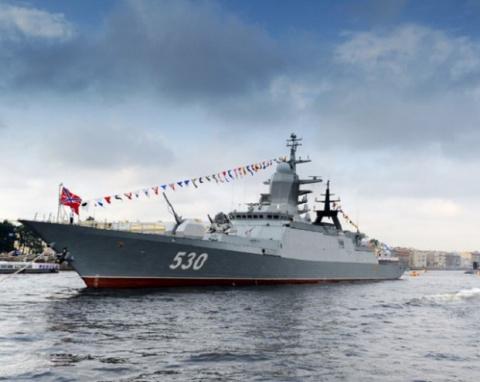 «Русские отвечают НАТО «Черной вдовой»: Bild объяснила, почему первые построенные в Крыму корабли ВМФ России серьезно беспокоят США