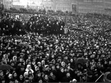 День Победы 1945 года в Первоуральске