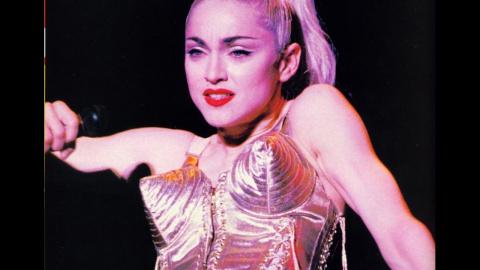 Мадонна и мода: что их связывает