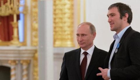 Александр Овечкин: Putin Tea…