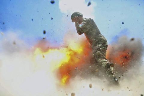 15 военнослужащих США ранены…